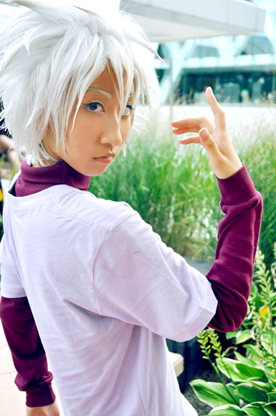 killua cosplay