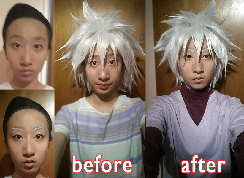 wig styling process